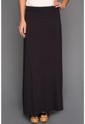 MICHAEL Michael Kors Delight Maxi Skirt (Navy) - Apparel