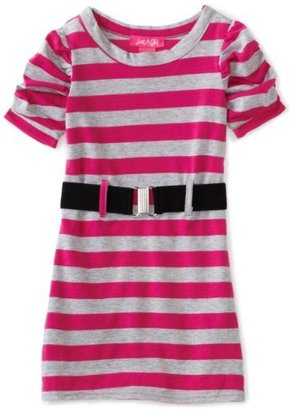 Pink Angel Girls 2-6X Belted Dress