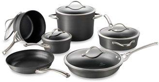 Calphalon ContemporaryTM Nonstick 11-Piece Cookware Set and Open Stock