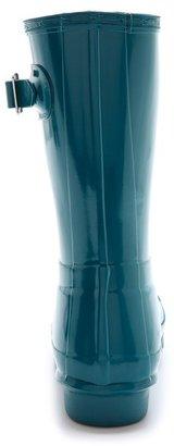 Hunter Boots Original Short Gloss Rain Boots