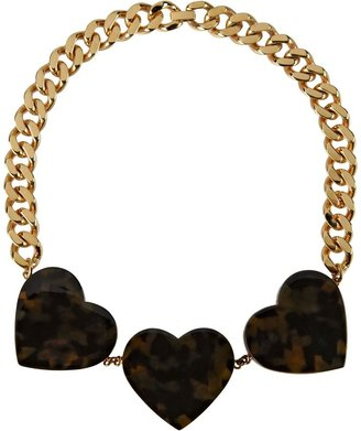 Stella McCartney Heart Necklace