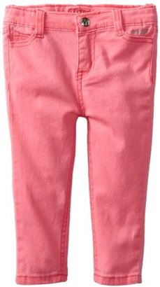 Baby Phat Kids Baby-Girls Infant Color Twill Jean