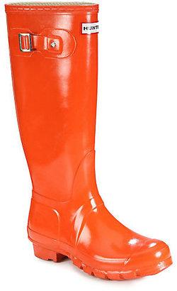 Hunter Gloss-Finish Original Rain Boots