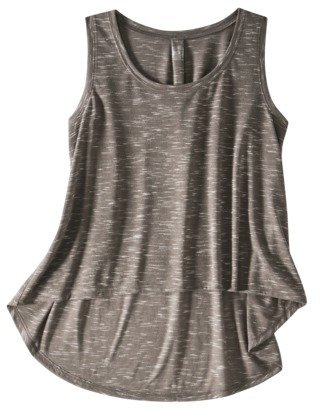 Converse One Star® Womens High Low Tank - Assorted Colors