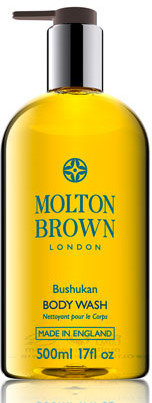 Molton Brown Bushukan Body Wash, 500ml