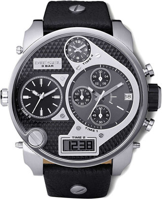 Diesel Two-Tone Chronograph Watch