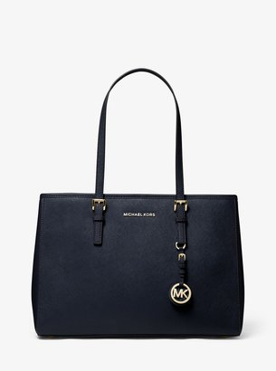 MICHAEL Michael Kors Jet Set Saffiano Leather Tote Bag