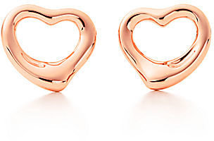 Tiffany & Co. Elsa Peretti®:Open Heart Earrings
