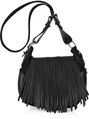 Isabel Marant Frangie fringed leather bag