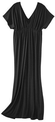Merona Women's Knit Kimono Maxi Dress - Assorted Colors