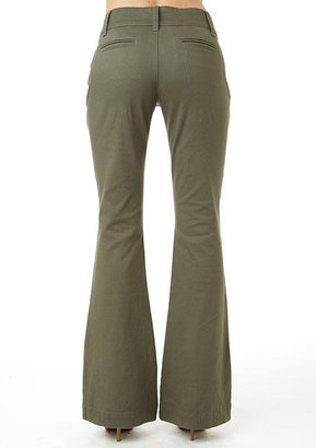 Alloy Spoon Jeans Stretch Twill Besom-Pocket Flare
