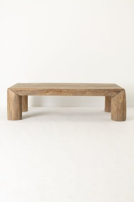 Anthropologie Reclaimed Coffee Table
