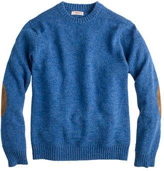 J.Crew Wallace & Barnes Shetland wool Sutherland sweater