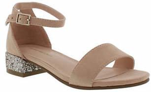 Stuart Weitzman Penelope Ankle Strap Sandals