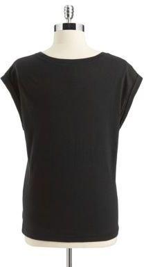 BCBGeneration Short-Sleeve Blouse