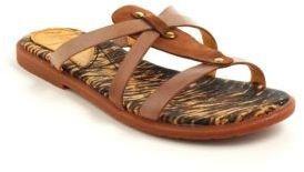Naya Zephyr Leather Sandals