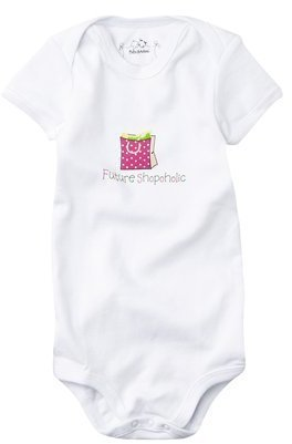 Bibi & Mimi Infants' Future Shopoholic Bodysuit