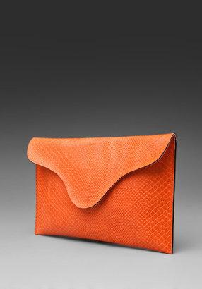 JJ Winters Large Envelope Clutch