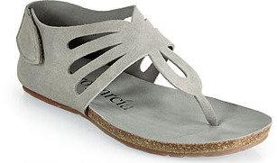 Pedro Garcia Jules - Pumice Suede Thong Sandal