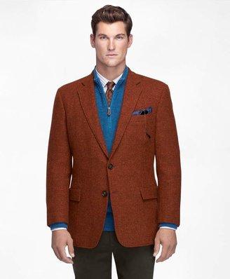 Brooks Brothers Regent Fit Harris Tweed Sport Coat