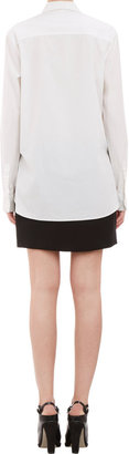 Alexander Wang Stitched-pleat Miniskirt