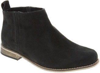Asos ADVANCE Suede Chelsea Ankle Boots