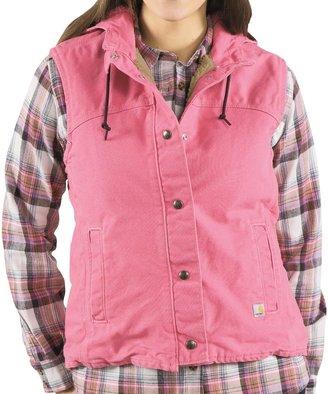 Carhartt Sandstone Berkley Vest (For Women)