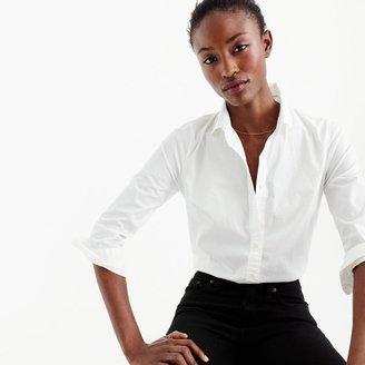 Three-quarter-sleeve stretch perfect shirt $64 thestylecure.com
