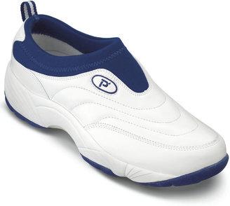 Propet Propt Wash & Wear Mens Athletic Slip Ons