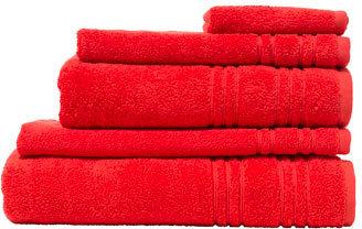 Vue Premium Egyptian Towel Range in Mandarin