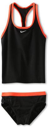 Nike Core Solids Tankini 2 Piece (Big Kids)