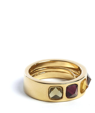 Marc by Marc Jacobs Multi Gems Ring