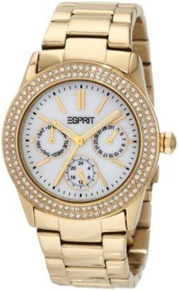 ESPRIT Women's ES103822012 Peony Multifunction Watch $170 thestylecure.com