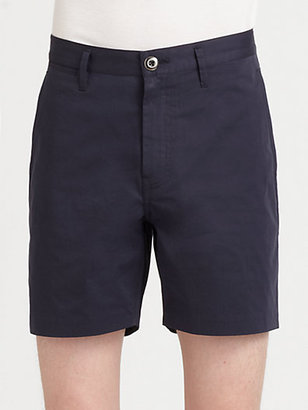 Marc by Marc Jacobs California Cotton Shorts
