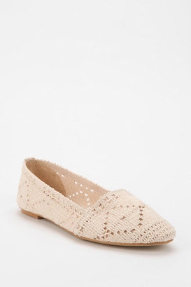 Urban Outfitters Ecote Crochet Skimmer