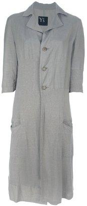 Yohji Yamamoto Adidas By long coat