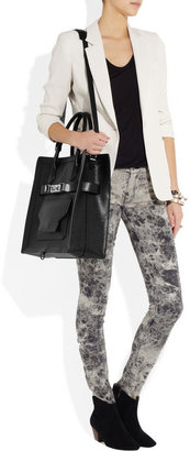 Proenza Schouler The PS11 large textured-leather tote