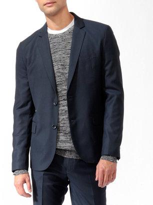Forever 21 21 MEN Buttoned Blazer