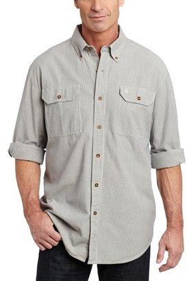 Carhartt Men's Fort Stripe Long Sleeve Shirt