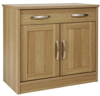 Consort Furniture Limited Memphis 2-Door 1-Drawer Sideboard