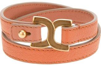 Chloé logo buckle bracelet