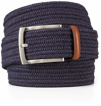 The Men's Store at Bloomingdale's Stretch Braided Belt - 100% Exclusive $55 thestylecure.com