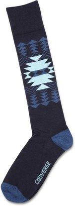 Converse Knee-Hi Aztec Socks- 2pk