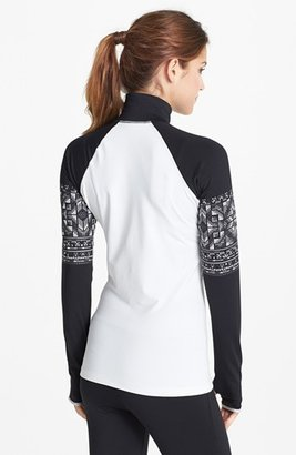 Nike 'Mosaic Pro Hyperwarm' Dri-FIT Half Zip Top