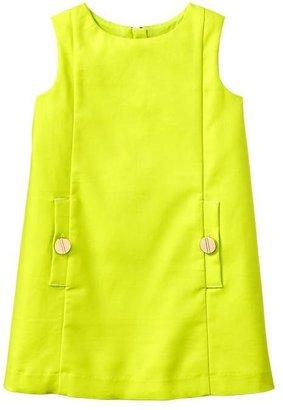 Gap Bright pocket dress