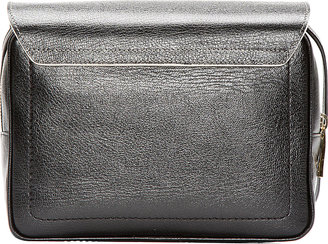 Marc Jacobs Black Leather The 1984 Camera Bag