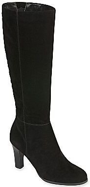 JCPenney Worthington® Sophie Faux-Suede Boots