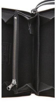 Maison Martin Margiela Texture Zip Clutch