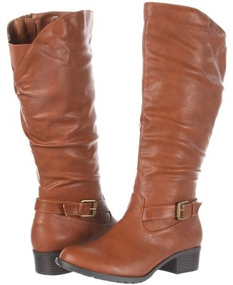 Type Z Mamie Wide Calf Boot Women's Pull-on Boots