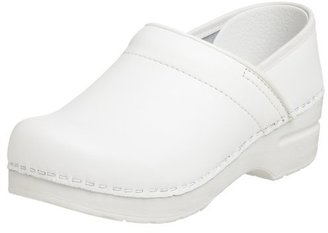 Dansko Women's Professional Box Leather Clog $119.95 thestylecure.com